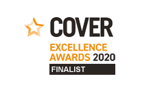 Finalist – Cover Excellence Awards 2020
