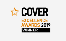 Winner – Cover excellence Awards 2019